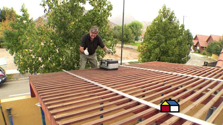 ¿Cómo instalar un techo de policarbonato?                                                                                                                                                                                 Más