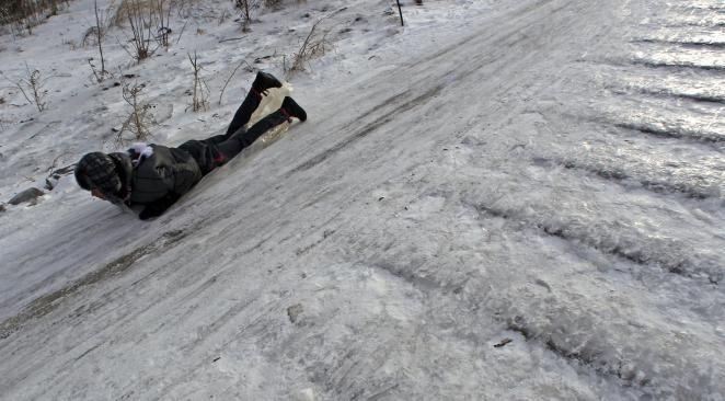 Jeux Olympiques de Sotchi : latempérature monte, la Russie doit déstocker sa neige