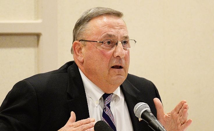 Gov. Paul LePage Leaves Homophobic Meltdown Voicemail