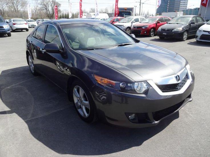 Acura TSX 2010 - Véhicule usagé à vendre - Vimont Toyota