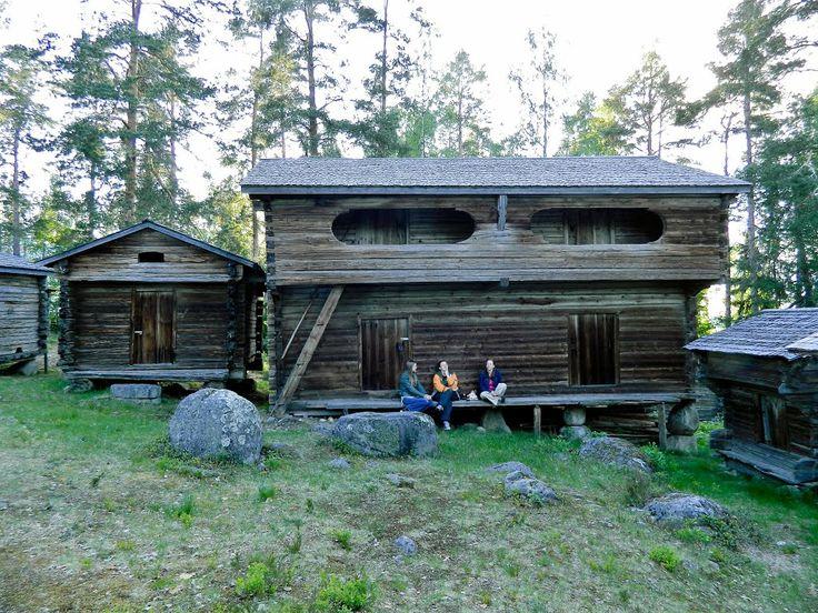 Ruovesi Local History Museum, Finland.