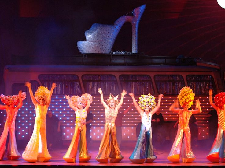 If you can't get enough of '90s Australiana, then it's a great time to be alive. In 2014, there was thediamante-studdedStrictly Ballroom the Musical