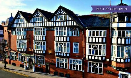 Chester Stay with Breakfast Chester: 1-Night Stay for Two with Breakfast at Hallmark Inn Chester Westminster  >> BUY & SAVE Now!