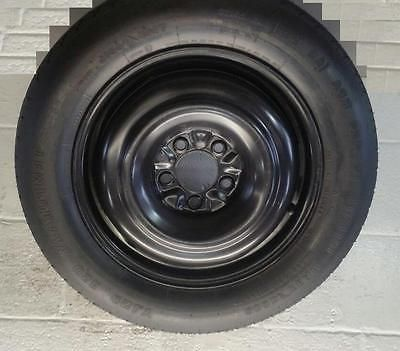 01-07 Dodge Caravan Town & Country Voyager Spare Tire Compact Donut 2555 #car #truck #parts #computer, #chip, #cruise #control #engine #computers #16x4steel