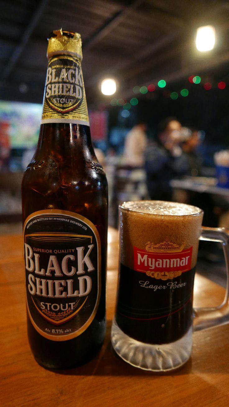 Black Shield, Myanmar