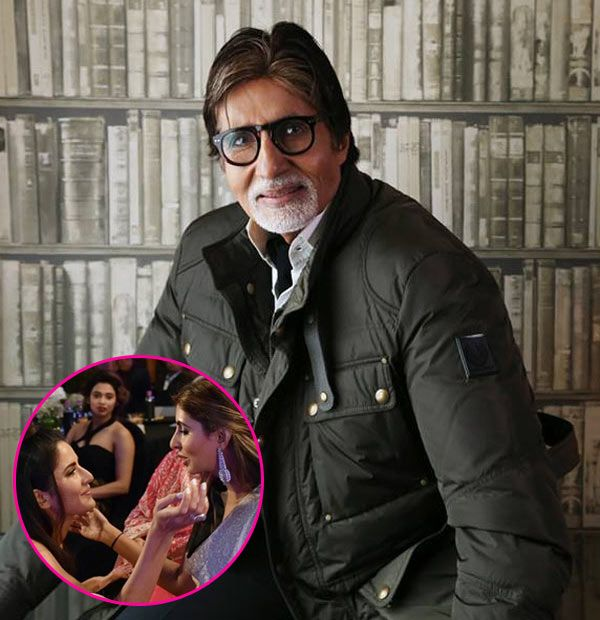 Amitabh Bachchan is CHARMED by Katrina Kaif and we know why – find out #FansnStars