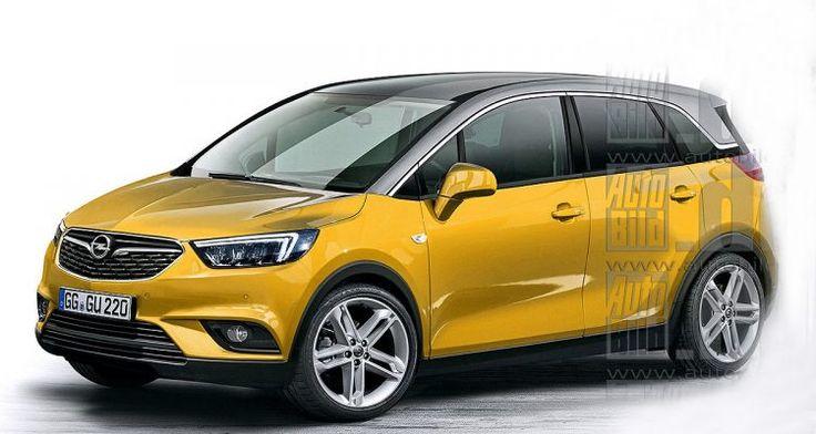 2017 Opel Meriva