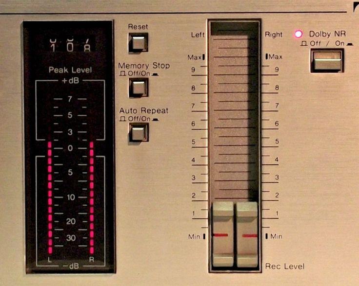 NAKAMICHI BX-100E (1984) www.1001hifi.com