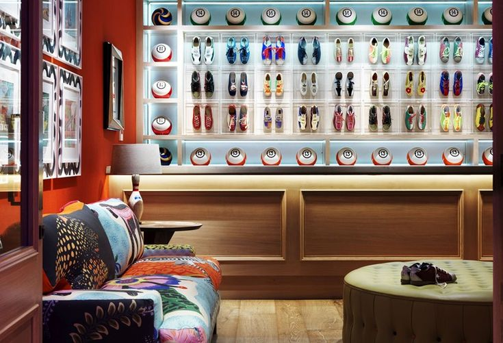 Firmdale Hotels - Croc Bowling Alley