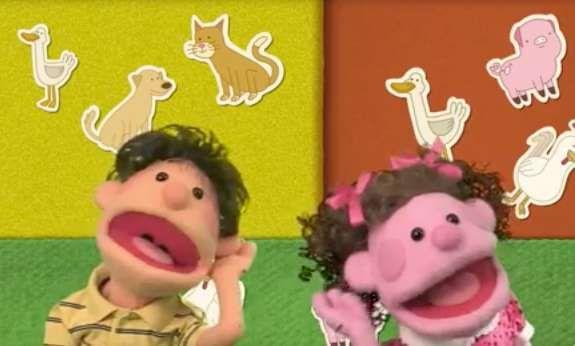 Animales en inglés - BimBumMam - Animales en inglés para niños. Enseñar a sus hijos los nombres de los animales en Inglés con esta hermosa canción!