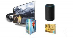 Sonyas Happenings ~   Enter To #Win a Sony 4K TV, Bose Headphones, $200 Amazon Credit & More ~ #Sweeps Ends 3-4