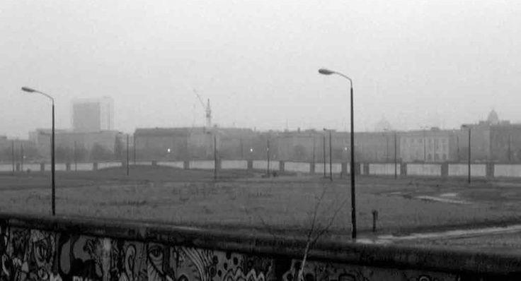 Le Mur de Berlin en 1985, en Allemagne