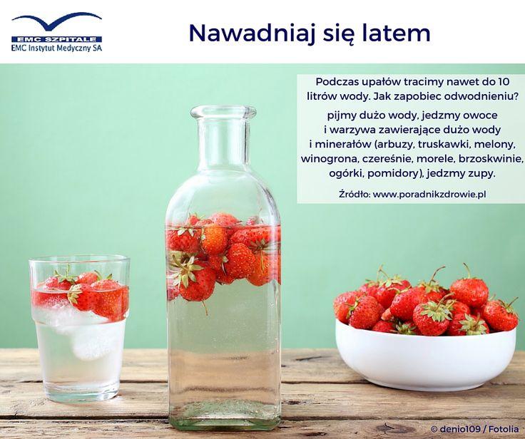 pijmy dużo wody! #emc #emcszpitale #nawadnianie