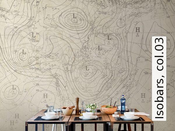 24 besten Tapeten Bilder auf Pinterest Tapeten, Badezimmer und - tapete für die küche
