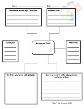 marzano vocabulary template - do tornadoes really twist task cards vocabulary