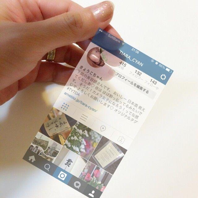 Instagram photo by @tiara_cyan (きょうこちゃん) | Iconosquare
