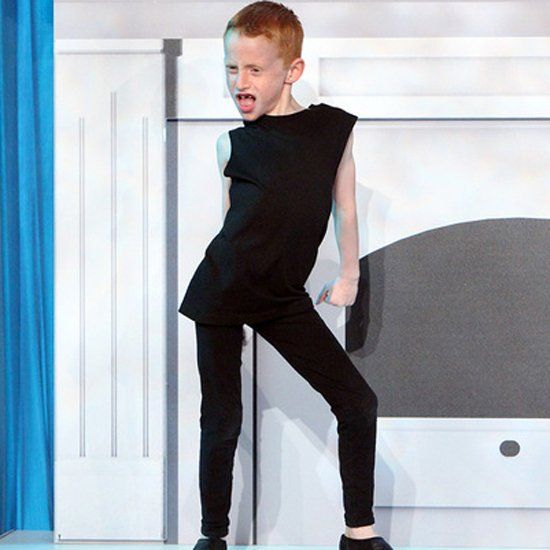 Watch This Fierce 7-Year-Old Dancer Shake It Off on The Ellen Show