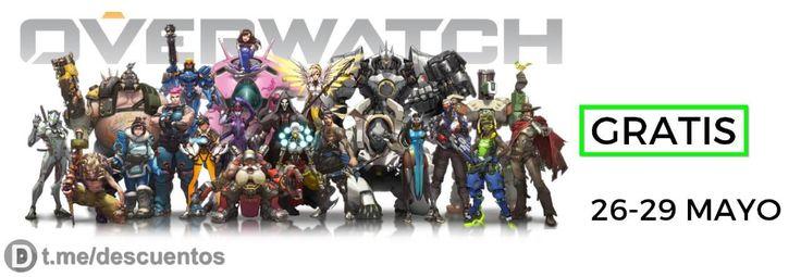 Overwatch GRATIS del 26 al 29 de Mayo de 2017 - http://ift.tt/2qsq5w8