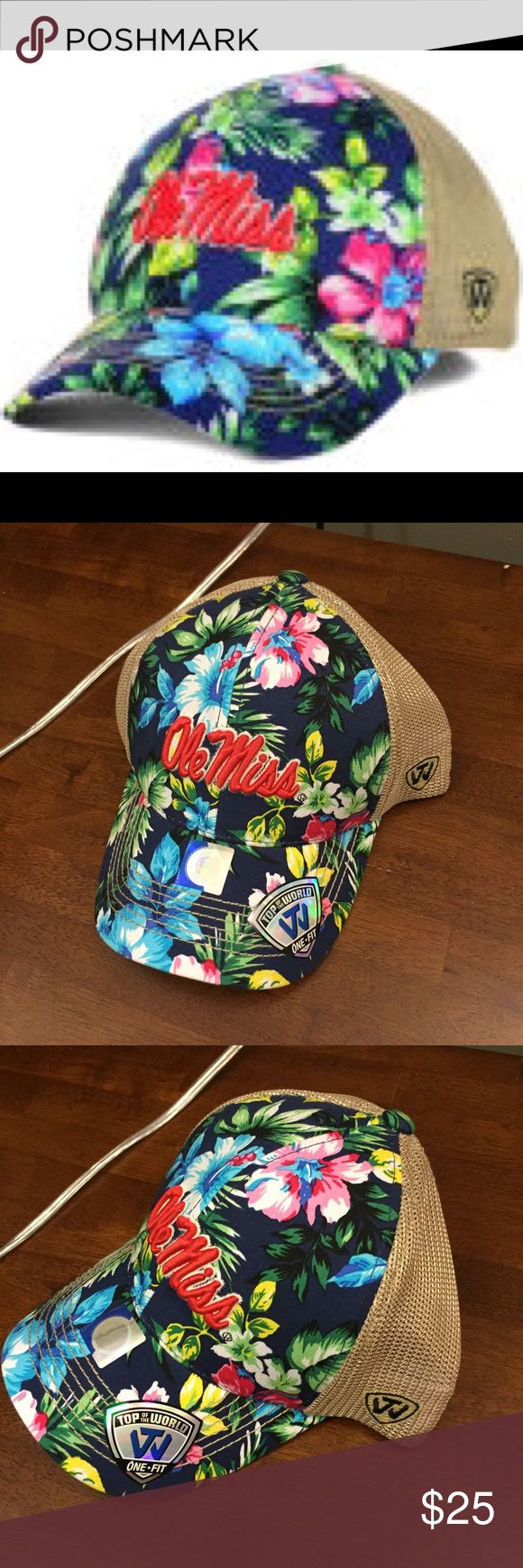 🆕 Ole Miss Shore Hat NWT NCAA 🚨 Mississippi Brand new with tags! Thank you for looking! #ygwyt002 NCAA Accessories Hats