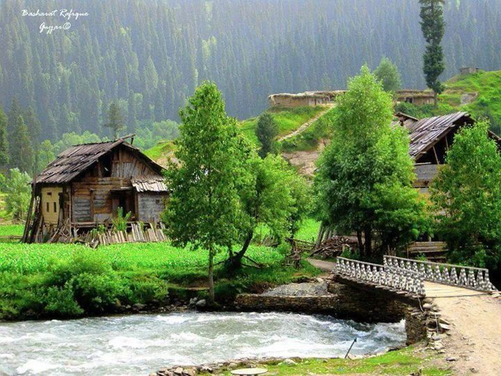 Neelum valley, Azad Kashmir, Pakistan