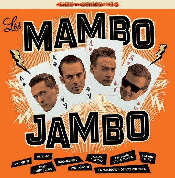 Los Mambo Jambo - Mambo Jambo