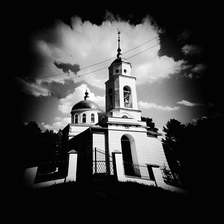 Temple in Ochev by Andrew Barkhatov on 500px