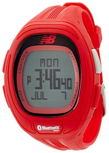 new balance Men's Running watches Bluetooth Heart Rate Chess strap EX2-915-004 ** Be sure to check out this awesome product.