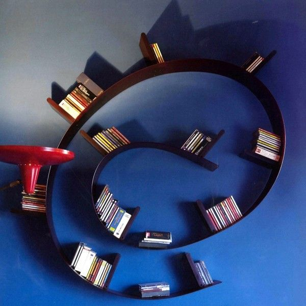 The Kartell Bookworm Bookcase. See it here: http://www.williedugganlighting.com/shop/kartell-bookworm-bookcase?path=25_77