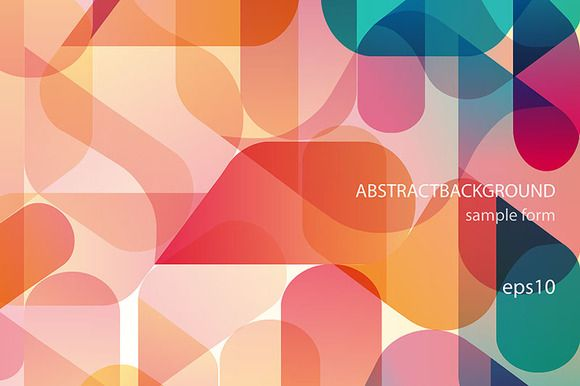 Abstract background by SoNice on Creative Market