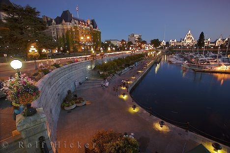 Victoria, B.C., another lovely city with plenty to see.