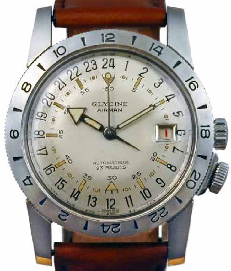 Historic Glycine Watches Acquired By Invicta