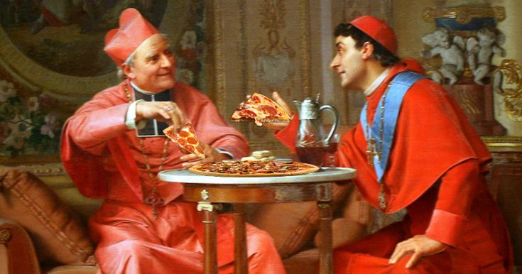 The favorite food of many and consumed in the billions of slices each year all around the globe. However, despite the dishes popularity, most don't know that the name pizza stems back to the first ever pizza delivery and party to a Catholic Bishop in the 10th century.