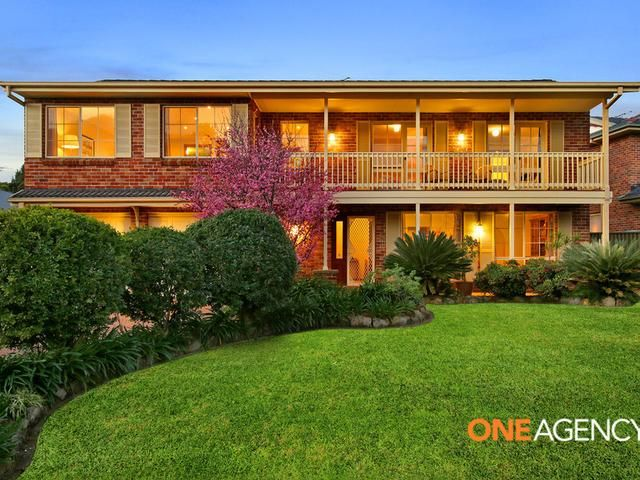 77 Thomas Mitchell Drive, Barden Ridge, NSW 2234