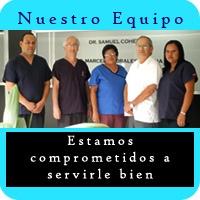 Uno de los mejores grupos de dentistas en Guatemala. Visite la clínica dental del Dr. Samuel Cohen.