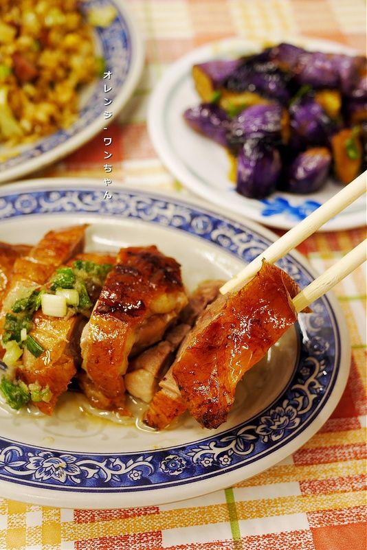 86 best hong kong images on pinterest hong kong asian food hong kong style roast duck chinese recipeschinese foodroast forumfinder Images
