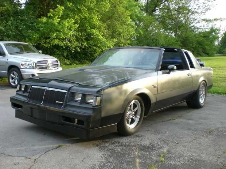 anyone make a buick regal t type front spoiler yellow bullet forums there is this one. Black Bedroom Furniture Sets. Home Design Ideas