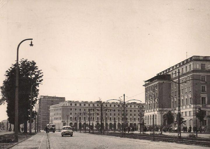 Plac Centralny, 1960 rok.