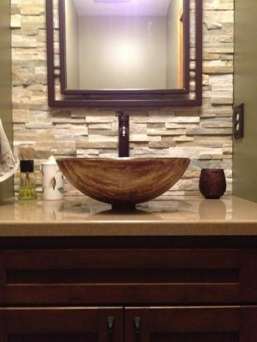 Vigo Amber Sunset Vessel Sink In Multicolor With Faucet In Oil