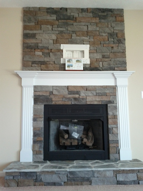 17 Best Images About Tv Over Fireplace On Pinterest