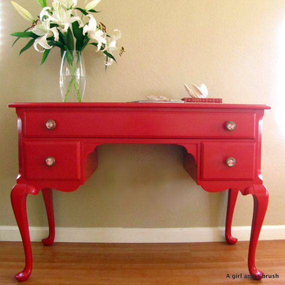 136 best Decorating with red images on Pinterest Red Painted