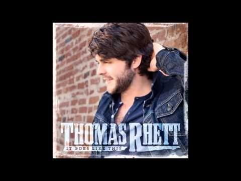 Thomas Rhett - Make Me Wanna - Love love love Thomas Rhett!!! Man oh man can I please marry him. Ha