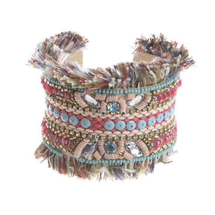 BRACELET W/ TASSELS - Bracelets - Jewellery - Accessories