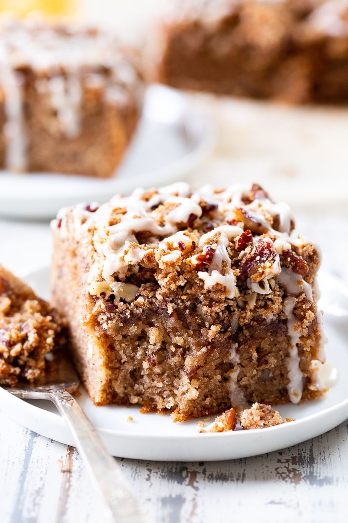 Orange Pecan Coffee Cake Paleo Gf Df Recipe Gluten Free