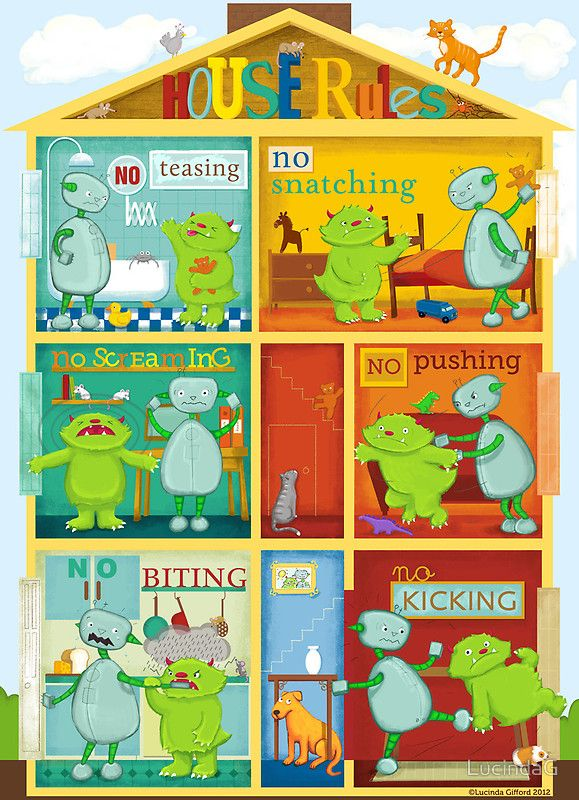 Image result for house rules for kids