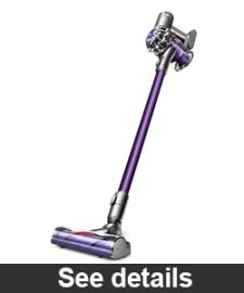 Dyson V6 Animal Cord-free Vacuum Cleaner