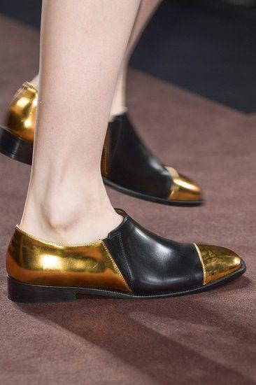 Runway Recap: The Best Shoes From Milan Fall 2013: Marni Fall 2013