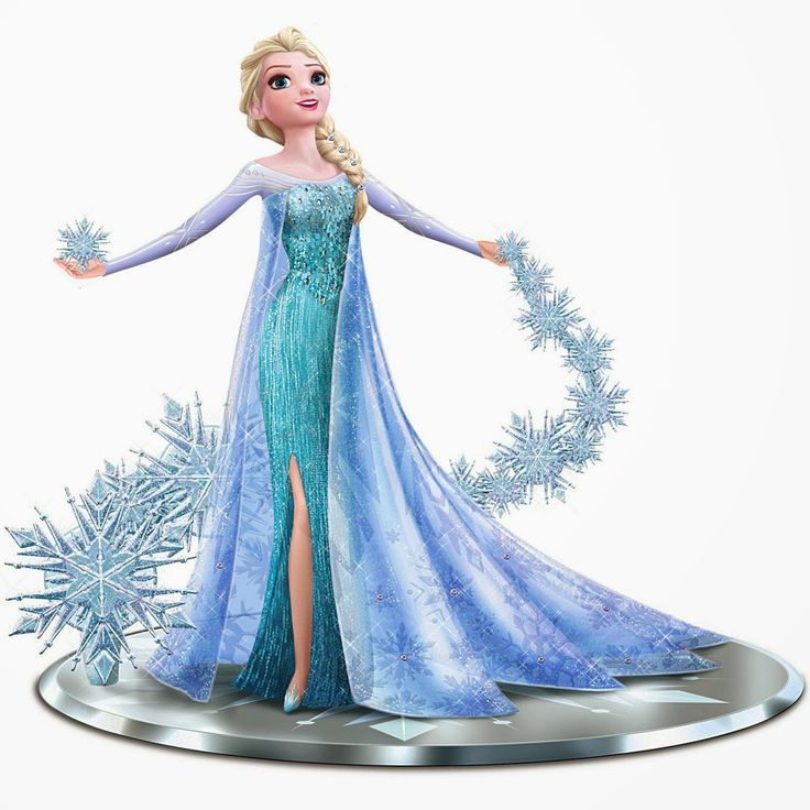 Disney's Frozen Elsa Let It Go figurine features 18 Swarovski crystals, shimmering crystalline snowflakes and hand applied silvery glitter and is a limited edition piece from the Bradford Exchange. An unusual gift idea for older Frozen fans.
