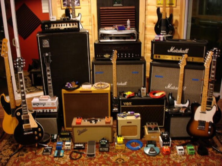 Guitar Acquisition Syndrome (GAS). The Blogging Musician @ adamharkus.com