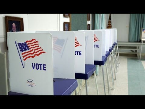 """What to Watch as Polls Start to Close Nov. 8 -- Purple Insights Managing Partner Doug Usher discusses the latest polling news for the 2016 U.S. presidential election. He speaks on """"Bloomberg Markets."""""""