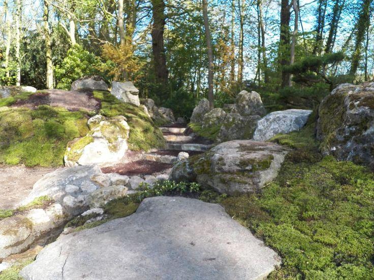 20 best Stresni zahrada images on Pinterest Japanese gardens, Zen - vorgarten gestalten asiatisch